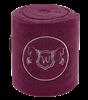 Waldhausen Grenoble Fleece Bandages Cranberry Matches our Grenoble Saddle Pad