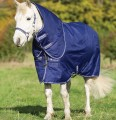 Amigo Hero Pony Plus Medium Atlantic Blue w/Ivory Trim