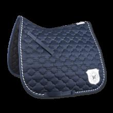 Waldhausen Saddle Pad Paris Night Blue