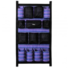 Weaver Trailer Grooming Bag - Purple Geo