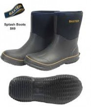 Baxter Splash Gum Boot