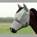 Crusader Fly Mask with Long Nose and Ears