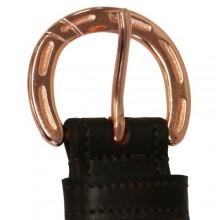 Huntington Rose Gold Belt