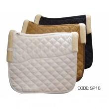 Equinenz Wool Lined Dressage Saddle Blanket